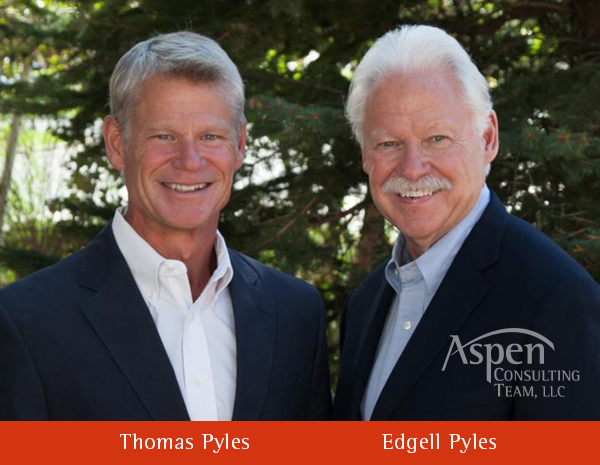 Thomas Pyles and Edgell Franklin Pyles, PHD - Aspen Consulting Team